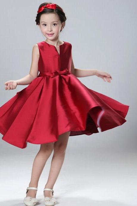 Hot Sale Communion Party Prom Princess Pageant Flower Girl Dress kids clothing