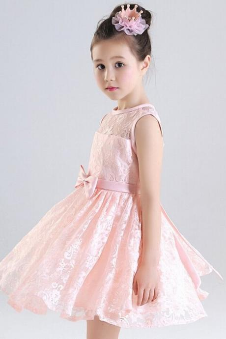 Hot Selling High Quality Flower Girl Dress Bridesmaid Dress